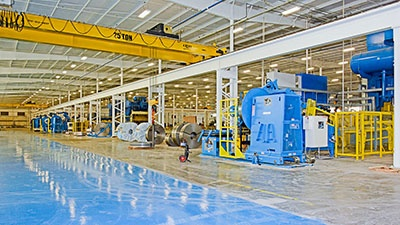 North American Stamping Group | Brindley Construction