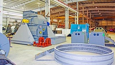 Twin City Fan Company | Brindley Construction