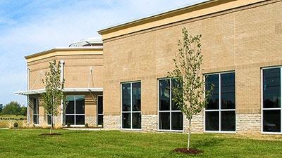 Dr Eli Jackson Building | Brindley Construction