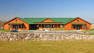 South Central Tennessee Development Department | Brindley Construction