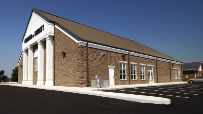 West Fayetteville Church of Christ | Brindley Construction