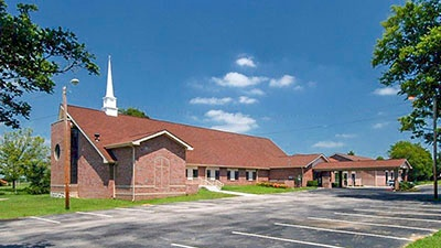 Christ Our Savior Church Renovation | Brindley Construction
