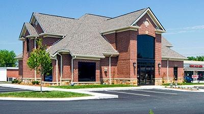 Green Bank | Lawrenceburg, TN | Brindley Construction, LLC