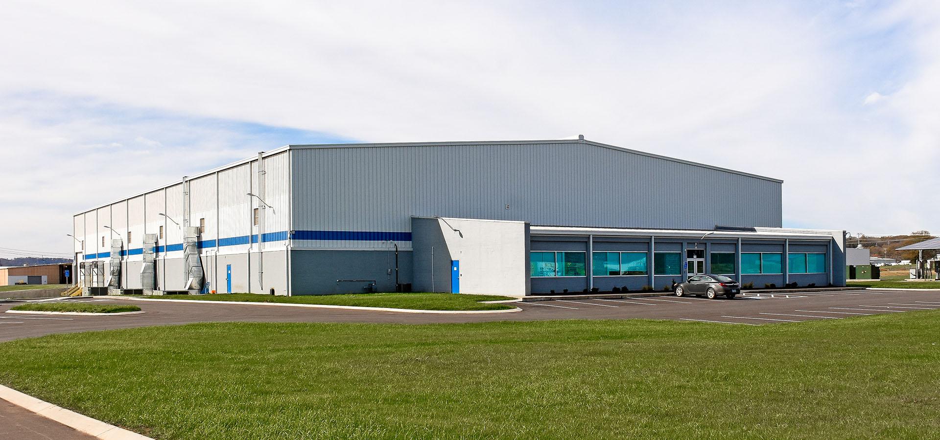 Proper Polymers | Pulaski, Tennessee | Brindley Construction