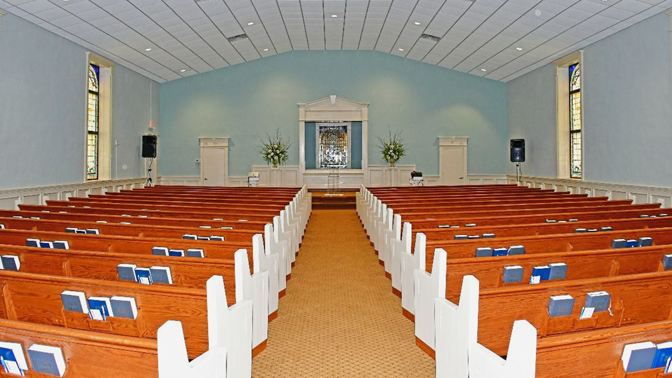 Major Renovations Completed At Second Street Church of Christ