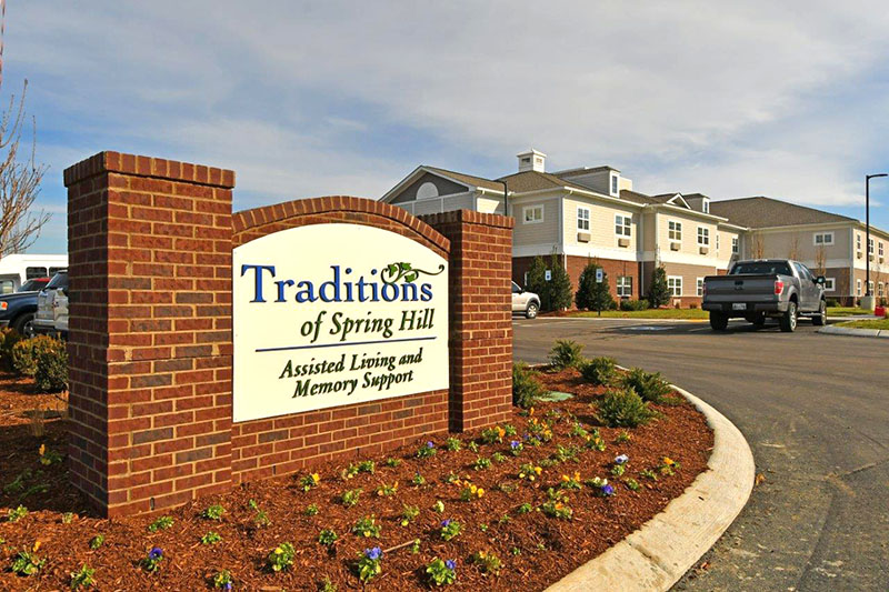 New Traditions of Spring Hill Assisted Living Facility