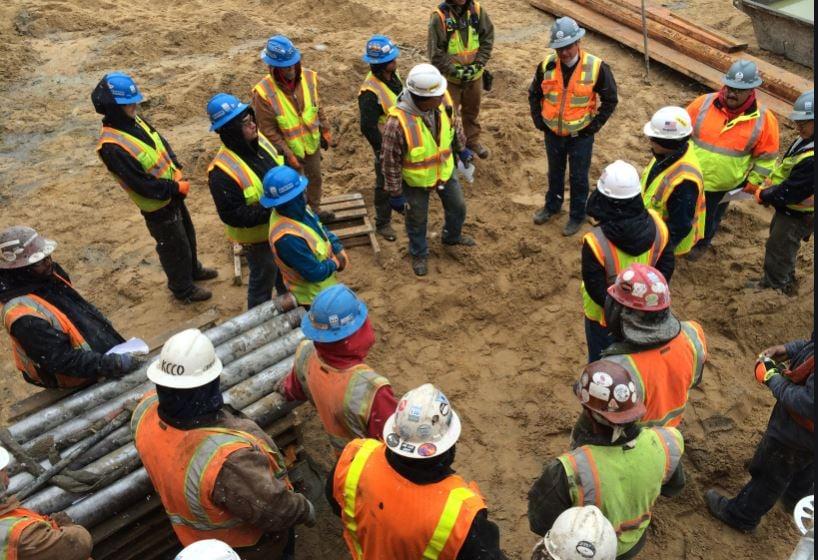 Construction block work | Brindley Construction | Pulaski, Tennessee